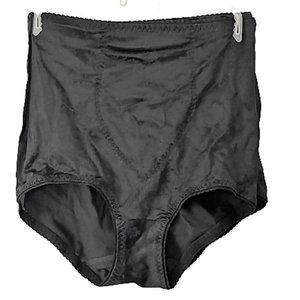 NWOT Large 2 Pr CUPID Black Shapewear Panties NEW